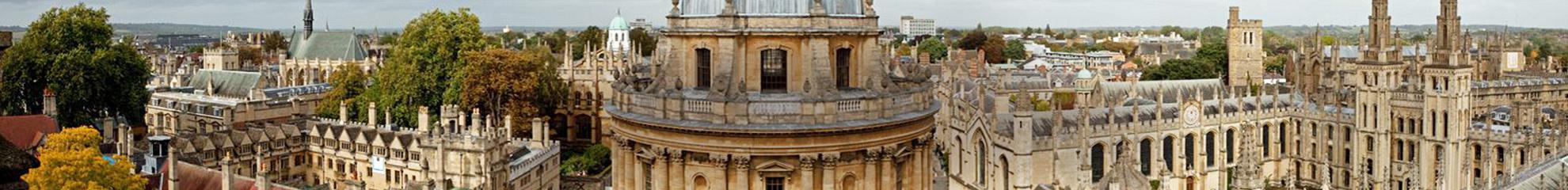 Vacanze studio inglese Oxford