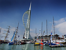 Vacanze studio inglese adulti Portsmouth